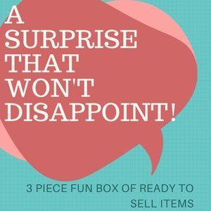 Fun Box of Random Expensive Crap! :)